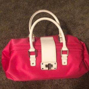 BCBGirls Neon Pink Handbag